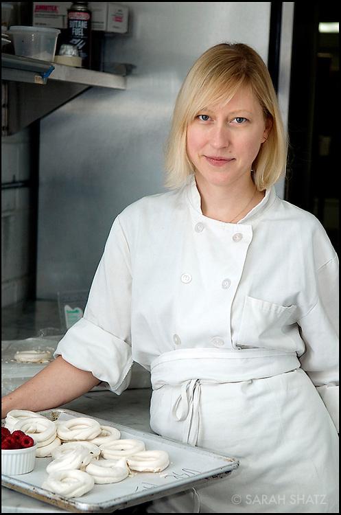 "Dalia Jurgensen, pastry chef, author of ""Spiced"""