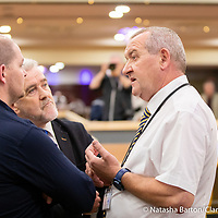 Garret McPhilips, Gerry Flynn and Pat Dowling