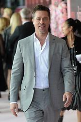 June 8, 2017 - New York, NY, USA - June 8, 2017  New York City..Brad Pitt at the 'Okja' screening on June 8, 2017 in New York City. (Credit Image: © Kristin Callahan/Ace Pictures via ZUMA Press)