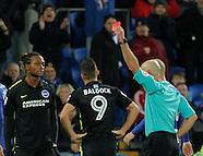Cardiff City v Brighton and Hove Albion 031216