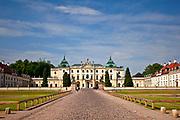 Pałac Branickich w Białymstoku, Polska<br /> Branicki Palace in Białystok, Poland