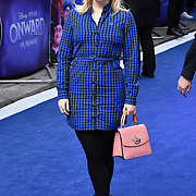Alexa Davies Arrivers at UK Premiere of Onward at Curzon Street, Mayfair, on 23th February 2020, London, UK.