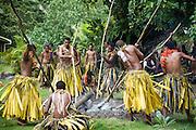 Island of Beqa, Home of firewalkers,  Fiji, Melanesia, South Pacific