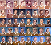 Gym Teacher Wore the Same Disco-Era Outfit for 40 Years of Yearbook Portraits