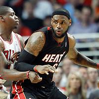 03-14 Heat at Bulls