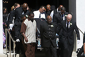 Rodney King Funeral held in Los Angeles, Ca on June 30, 2012