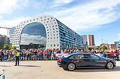 Koning Willem Alexander opent Erasmus Experience