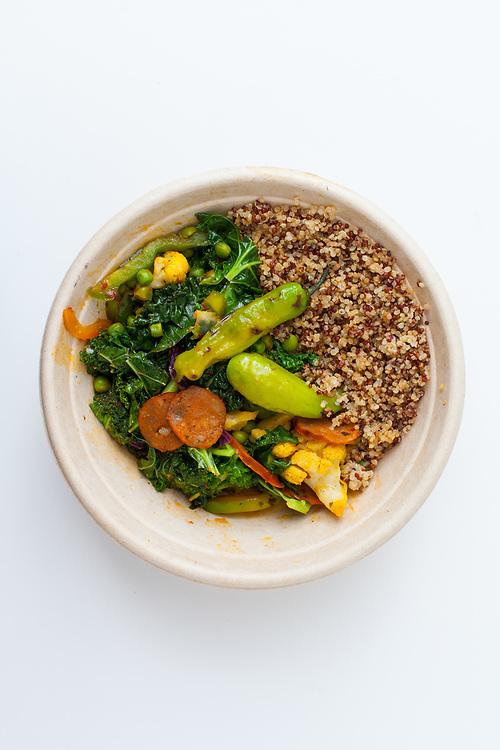 Kale & Chorizo Bowl from Roast ($9.53)