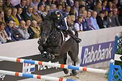 Hemeryck Rik (BEL) - Quarco de Kerambars<br /> Rolex FEI World Cup™ Jumping Final 2012<br /> 'S Hertogenbosch 2012<br /> © Dirk Caremans