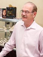 2012 - Jim Pridgen at Pridgen Jewelers