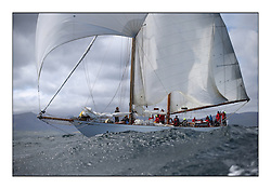 Day five of the Fife Regatta, Race from Portavadie on Loch Fyne to Largs. <br /> <br /> <br /> Astor, Richard Straman, USA, Schooner, Wm Fife 3rd, 1923<br /> <br /> * The William Fife designed Yachts return to the birthplace of these historic yachts, the Scotland's pre-eminent yacht designer and builder for the 4th Fife Regatta on the Clyde 28th June–5th July 2013<br /> <br /> More information is available on the website: www.fiferegatta.com