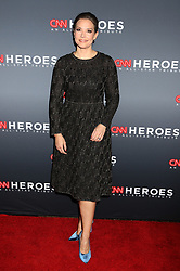 December 9, 2018 - New York City, New York, U.S. - News personality ERICA HILL attends the 12th Annual CNN Heroes: An All-Star Tribute held at the American Museum of National History. (Credit Image: © Nancy Kaszerman/ZUMA Wire)