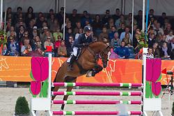 Klompmaker Hester (NED) - Collin <br /> KWPN Paardendagen 2011 - Ermelo 2011<br /> © Dirk Caremans