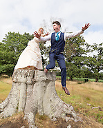 The Wedding of Hev and Ross