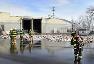 Montgomery Recycling Fire