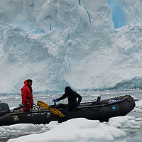 Neko Harbor, Antarctica.