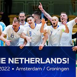 20210412: SLO, Futsal - Qualifier for EURO 2022, Slovenia vs Latvia