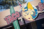 Taco Surf Restaurant in Los Alamitos Orange County California