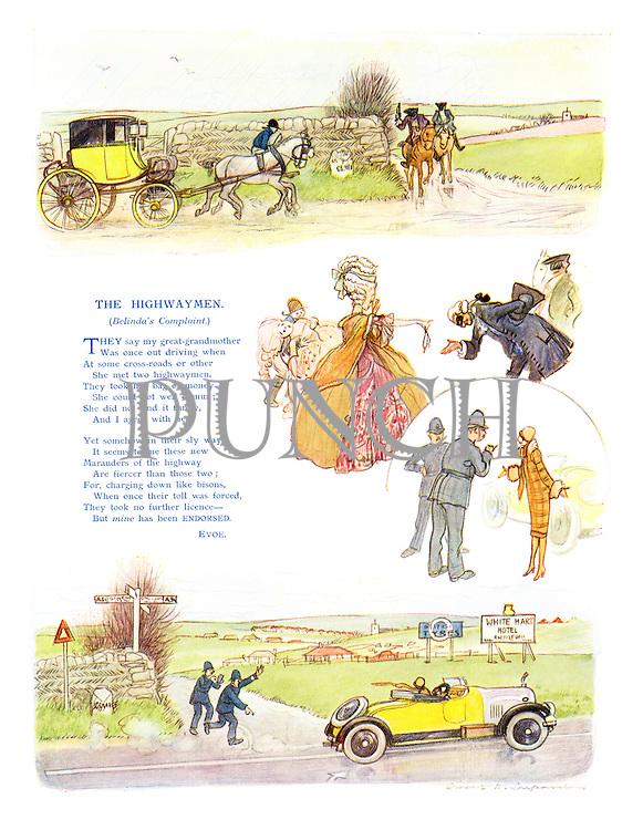 The Highwaymen (Belinda's Complaint)