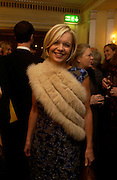 Mariella Frostrop. 25th  annual Awards of the London critic's Circle in aid of the NSPCC. The Dorchester. Park Lane. London. 9 February 2005. ONE TIME USE ONLY - DO NOT ARCHIVE  © Copyright Photograph by Dafydd Jones 66 Stockwell Park Rd. London SW9 0DA Tel 020 7733 0108 www.dafjones.com