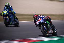June 2, 2017 - Florence, Italie - MAVERICK VINALES - SPANISH - MOVISTAR YAMAHA MotoGP - YAMAHA (Credit Image: © Panoramic via ZUMA Press)