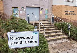© Licensed to London News Pictures; 09/01/2021; Kingswood, South Gloucestershire, UK. Kingswood Health Centre near Bristol, which is vaccinating people against the Covid-19 coronavirus, was offered £5,000 by a London property company called The Hacking Trust as a charitable donation or to a specific individual at the GP practice for each spare covid vaccine for the Hacking Trust's staff. The Hacking Trust say they wanted to vaccinate their front line staff and had heard some vaccines at vaccination centres were being unused due to missed appointments. Kingswood Health Centre declined the offer. The NHS has a plan of which categories of people will get the vaccine first. Photo credit: Simon Chapman/LNP.