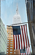 NYC in Colors.  Horn/Andersen<br /> American icons I200x130Kr.   25.000,-<br /> Foto: © Lars Horn / Baghuset<br /> Date : 16.06.13