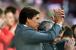 Chris Coleman - Mandatory by-line: Dougie Allward/JMP - 02/09/2017 - FOOTBALL - Cardiff City Stadium - Cardiff, Wales - Wales v Austria - FIFA World Cup Qualifier 2018