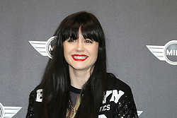 Lilah Parsons, The World Premiere of the New MINI, Old Sorting Office, London UK, 18 November 2013, Photo by Richard Goldschmidt © Licensed to London News Pictures. Photo credit : Richard Goldschmidt/Piqtured/LNP