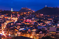 Ancient town of Plovdiv
