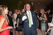 IRENE FORTE; MICHAEL WALKER; The Cartier Chelsea Flower show dinner. Hurlingham club, London. 20 May 2013.