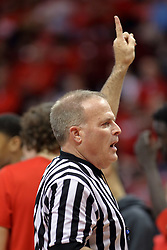 09 December 2017:  Gerry Pollard during a College mens basketball game between the Murray State Racers and Illinois State Redbirds in  Redbird Arena, Normal IL
