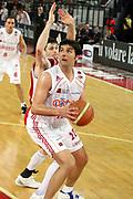 DESCRIZIONE : Roma Lega A1 2006-07 Lottomatica Virtus Roma Whirlpool Varese <br /> GIOCATORE : Bodiroga <br /> SQUADRA : Lottomatica Virtus Roma <br /> EVENTO : Campionato Lega A1 2006-2007 <br /> GARA : Lottomatica Virtus Roma Whirlpool Varese <br /> DATA : 25/04/2007 <br /> CATEGORIA : Penetrazione <br /> SPORT : Pallacanestro <br /> AUTORE : Agenzia Ciamillo-Castoria/G.Ciamillo