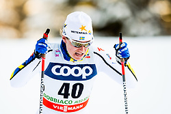 December 16, 2017 - Toblach, ITALY - 171216 Ida Ingemarsdotter of Sweden competes in women's 10km interval start free technique during FIS Cross-Country World Cup on December 16, 2017 in Toblach..Photo: Jon Olav Nesvold / BILDBYRN / kod JE / 160103 (Credit Image: © Jon Olav Nesvold/Bildbyran via ZUMA Wire)