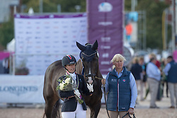 Wells Sophie, GBR, C Fatal Attraction<br /> FEI European Para Dressage Championships - Goteborg 2017 <br /> © Hippo Foto - Dirk Caremans<br /> 22/08/2017,