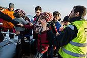Europe's Migrant Crisis - Lesbos