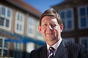 Anthony Ryan, Head of Chiswick Community School.