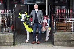Garreth Wood, Scottish entrepreneur and owner of The Boozy Cow chain, pic in Aberdeen. Matt feature on Scottish philanthropists. Garreth Wood, Scottish entrepreneur and owner of The Boozy Cow chain, pic in Aberdeen. Matt feature on Scottish philanthropists.