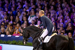Minderhoud Hans Peter, NED, Glock's Dream Boy<br /> Jumping Amsterdam 2019<br /> © Hippo Foto - Dirk Caremans<br /> 26/01/2019