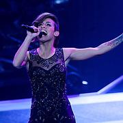 NLD/Hilversum/20121109 - The Voice of Holland 1e liveuitzending, Patt Riley