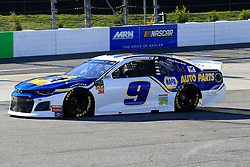 March 23, 2019 - Martinsville, VA, U.S. - MARTINSVILLE, VA - MARCH 23:  #9: Chase Elliott, Hendrick Motorsports, Chevrolet Camaro NAPA AUTO PARTS during practice for the STP 500 Monster Energy NASCAR Cup Series race on March 23, 2019 at the Martinsville Speedway in Martinsville, VA.  (Photo by David J. Griffin/Icon Sportswire) (Credit Image: © David J. Griffin/Icon SMI via ZUMA Press)