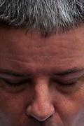 Belo Horizonte_ 31 de Agosto de 2010...Campanha Antonio Anastasia ao Governo do Estado..Anastasia e Aecio dao entrevista coletiva no hangar da Ban Jet....Foto EMMANUEL PINHEIRO/NITRO