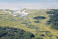 Namskaket Creek separates Orleans from Brewster.