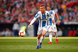 March 9, 2019 - Madrid, MADRID, SPAIN - R. Tarin of Leganes during the spanish league, La Liga, football match played between Atletico de Madrid and CD Leganes at Wanda Metropolitano Stadium in Madrid, Spain, on March 9, 2019. (Credit Image: © AFP7 via ZUMA Wire)