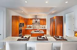 1881 Nash, Arlington, Virginia Turnberry Tower condominiums Kitchen Dining Room