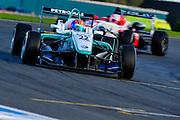 2012 British F3 International Series.Donington Park, Leicestershire, UK.27th - 30th September 2012..World Copyright: Jamey Price/LAT Photographic.ref: Digital Image Donington_BritF3-19598