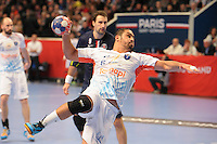 Issam Tej - 03.12.2014 - PSG / Montpellier - 12eme journee de D1<br />