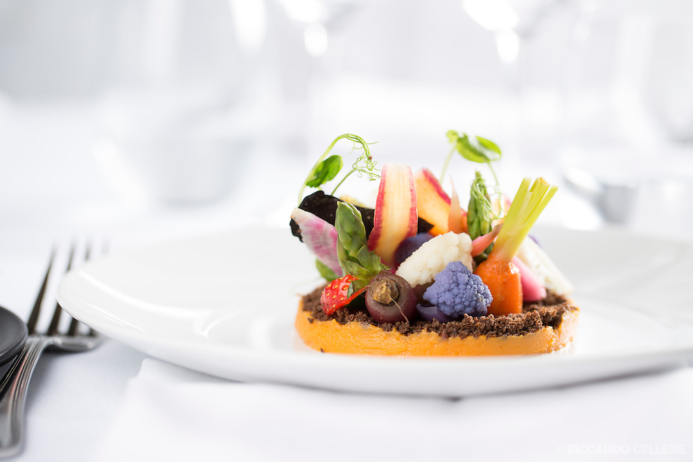 Food photography. Restaurant Verses, Montreal. 2013.