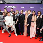 NLD/Amsterdam/20190415 - Filmpremiere première Baantjer het Begin, castfoto