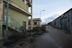 Novembre 2018, ex-eliporto militare a Brindisi